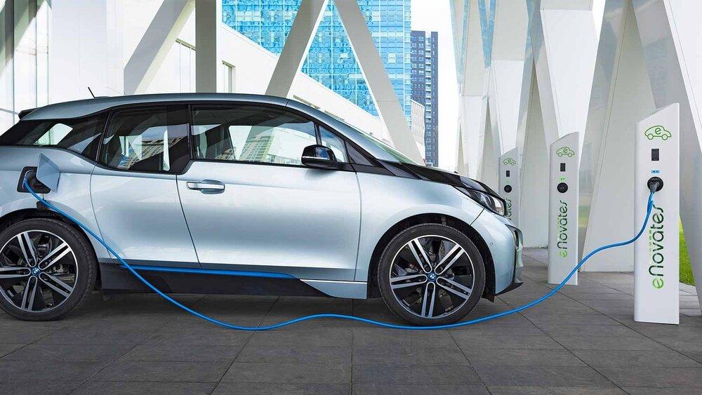 شارژ بی سیم خودروهای برقی | قطعه نیوز